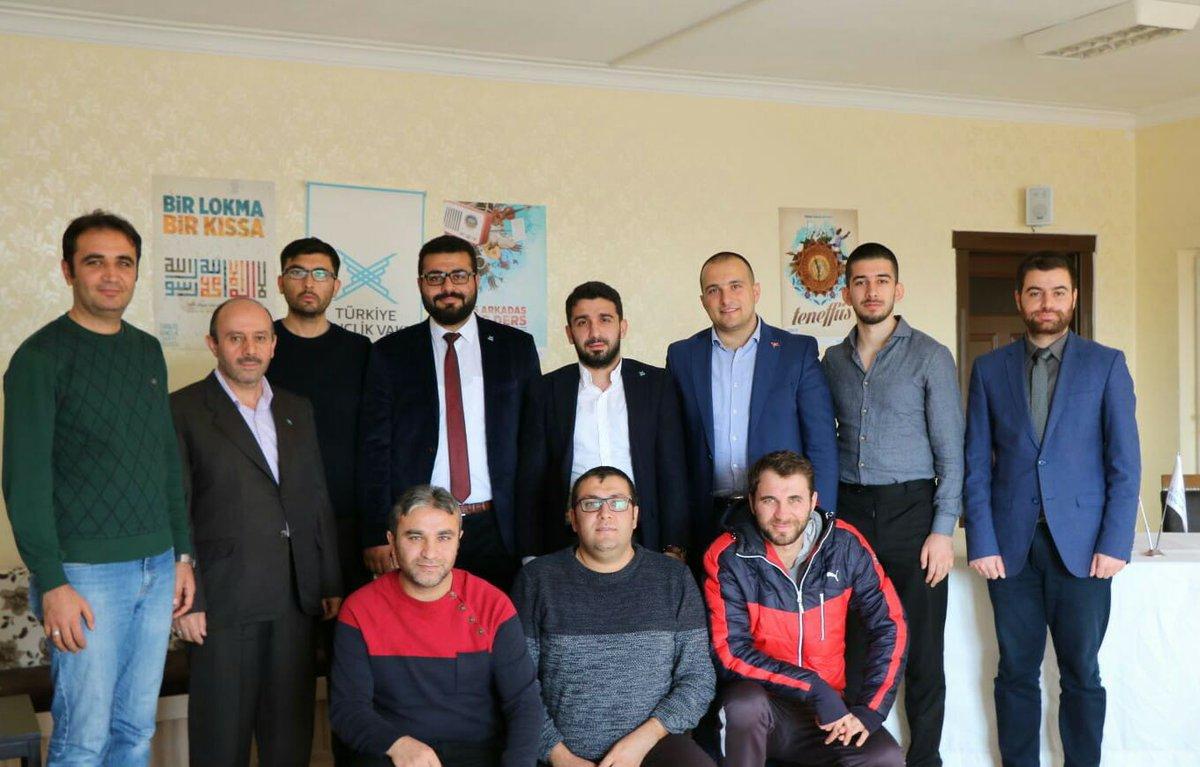 Türkiye Gençlik Vakfı (TUGVA) Kırşehir İl Temsilciliği 1. Olağan Genel Kurulu Gerçekleşti.